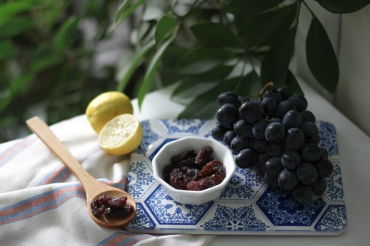 Iranian raisins