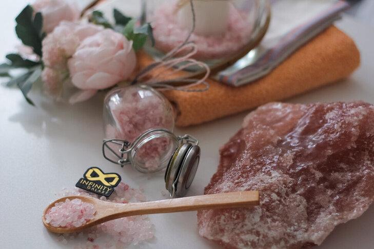 Pink Himalayan salt price